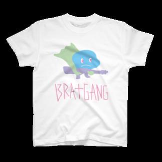 galaxxxyのBRAtGANG T-shirts