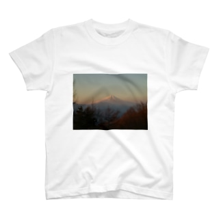 日本の山 T-shirts