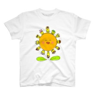 ひまわりフレンズ T-shirts