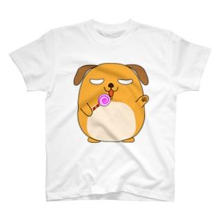 駄犬 T-shirts