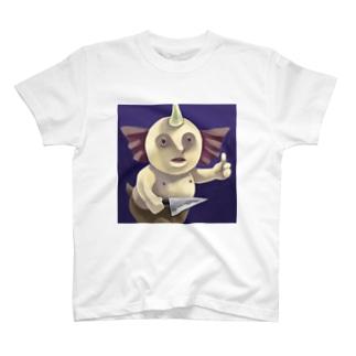 ドラゴンです T-shirts