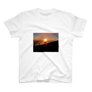 FUJI ● 御来光 T-shirts