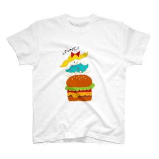 ジャンプバーガー! T-shirts