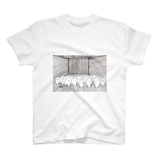 何の集まり? T-shirts