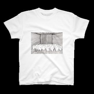 Yumemisetaroの何の集まり? T-shirts