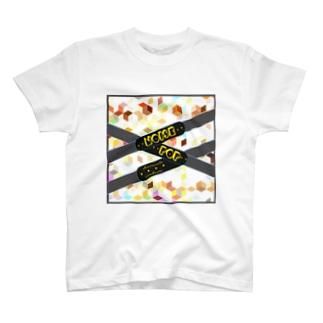 hansoloのwebsitemodel(white) T-shirts