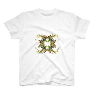Butterfly's sleep T-shirts