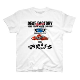 DEAF RACING Tshirts T-shirts
