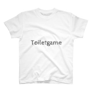 Toiletgame T shirt B T-shirts