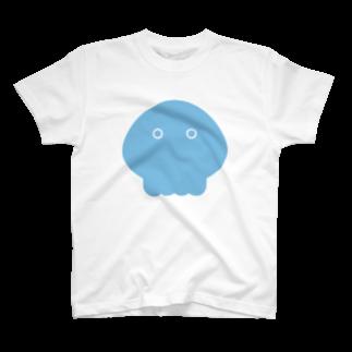 tamamixのくらげのきせつですね T-shirts
