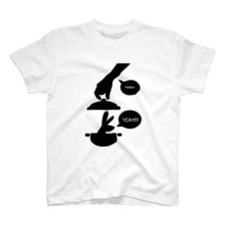 しゃうさぎ T-shirts