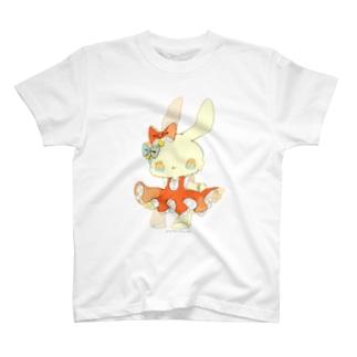 おとめうさぎ・x・ T-shirts