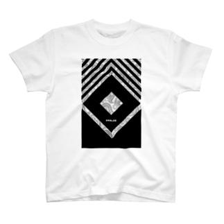 So-26のSQUARE T-shirts