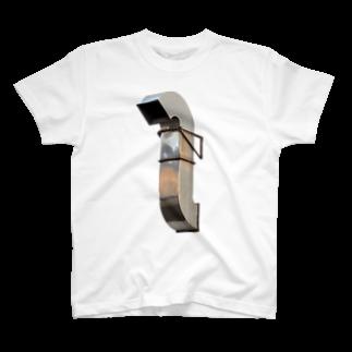 Yusuke SAITOHのダクト Tシャツ