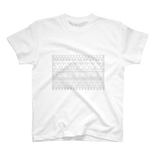 糸巻き001 T-shirts