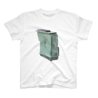 Yusuke Saitohのみどりのダクト T-shirts