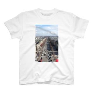 Champs-Elysées T-shirts