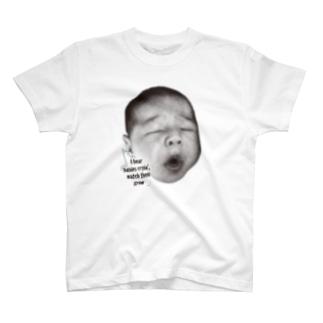歌うBABY T-shirts