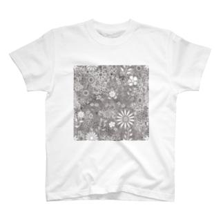 pnakの花がら T-shirts