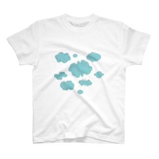 浮雲 001 T-shirts