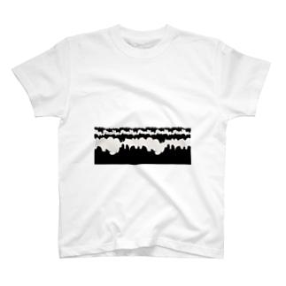 浮雲 002 T-shirts
