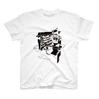 CCCS T-shirts
