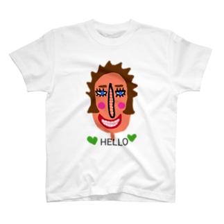 Hello♡ T-shirts