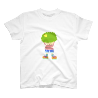 ブロッコリーくん T-shirts