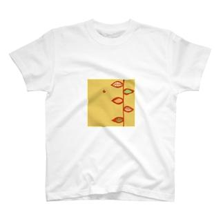 てんとうむし T-shirts