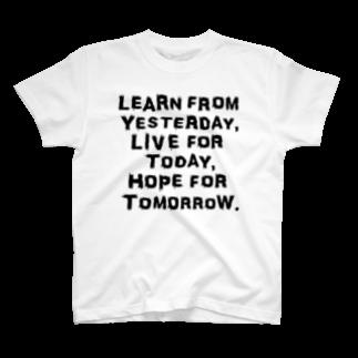 burnworks designのEinstein  T-shirts