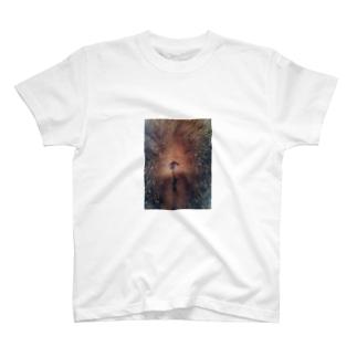 肛門 T-shirts