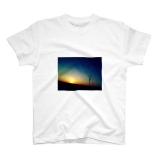 ゆうやけこやけ T-shirts