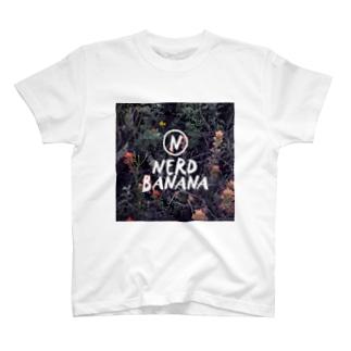 NERD BANANA T-shirts