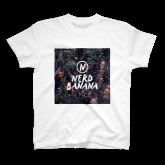 テストアカウントのNERD BANANA T-shirts