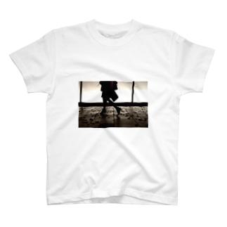walkin' T-shirts