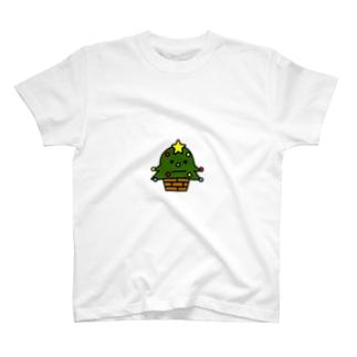ツリーたん T-shirts