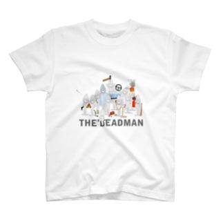DEADMAN'S 13 T-shirts