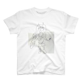 理想の彼女 T-shirts