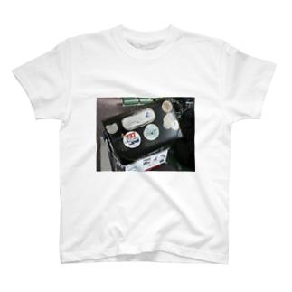 ワールドトラベラー T-shirts