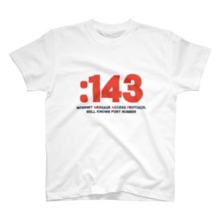 プロトコル(IMAP) T-shirts