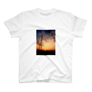 ゆうやけこやけ2 T-shirts