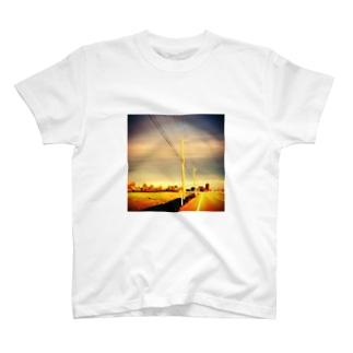 ゆうやけこやけ3 T-shirts