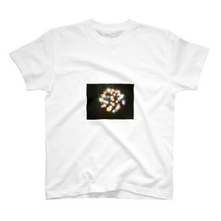 連発花火 T-shirts