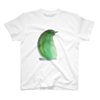 めじろ T-shirts