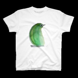 ことり企画のめじろ T-shirts