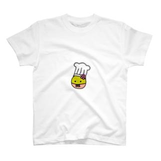 蒸しパンのこっくしゃん T-shirts
