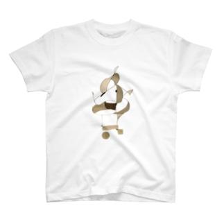 モダンうんこ T-shirts