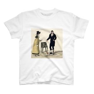 天才犬ムニート T-shirts