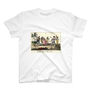 1790年代のテニス T-shirts