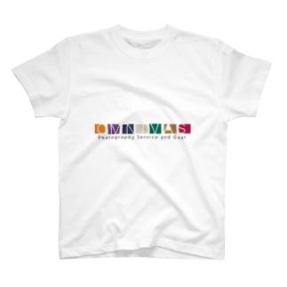 機材屋OMNIVAS公式 T-shirts